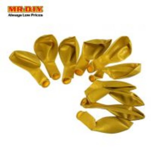 Gold Balloon (10pcs) offers at RM 1.9