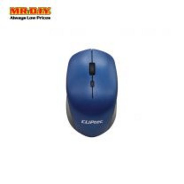CLIPTEC 2.4Ghz Wireless Silent Mouse DWM237- Black offers at RM 18.9