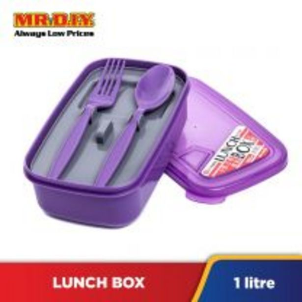 ELIANWARE Lunch Box E-1227 offers at RM 5.28
