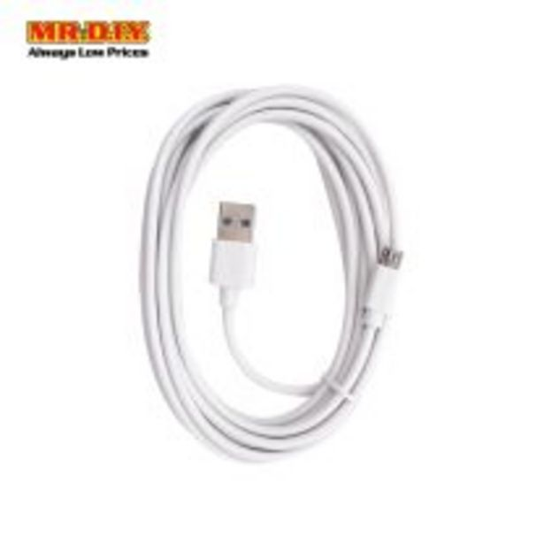 LS Micro USB Fast Charging Data Cable 2.4A (3m) offers at RM 9.4