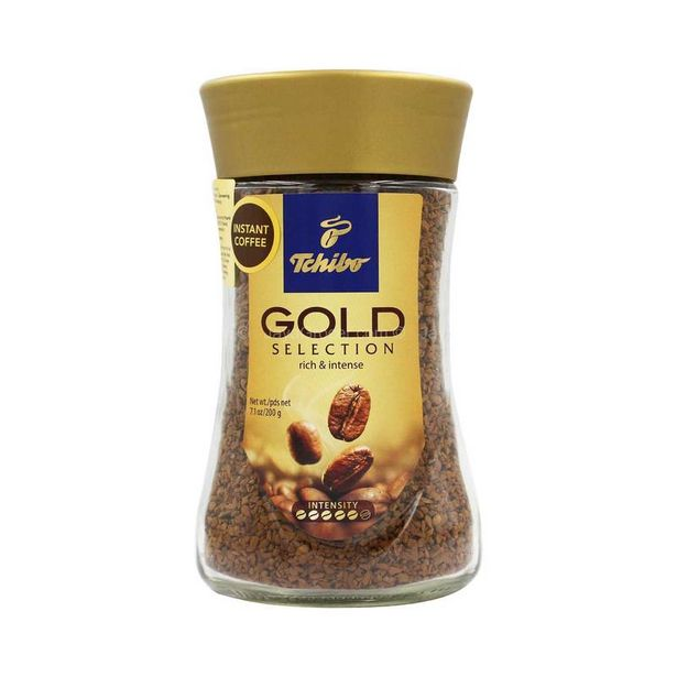 Tchibo Gold Selection Coffee 200g offers at RM 29.9