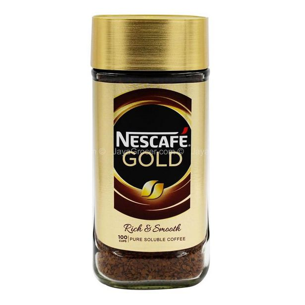 Nescafe Gold Blend Coffee 200g offers at RM 34.9
