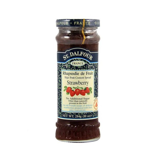 St. Dalfour Strawberry Jam Spread 284g offers at RM 14.2