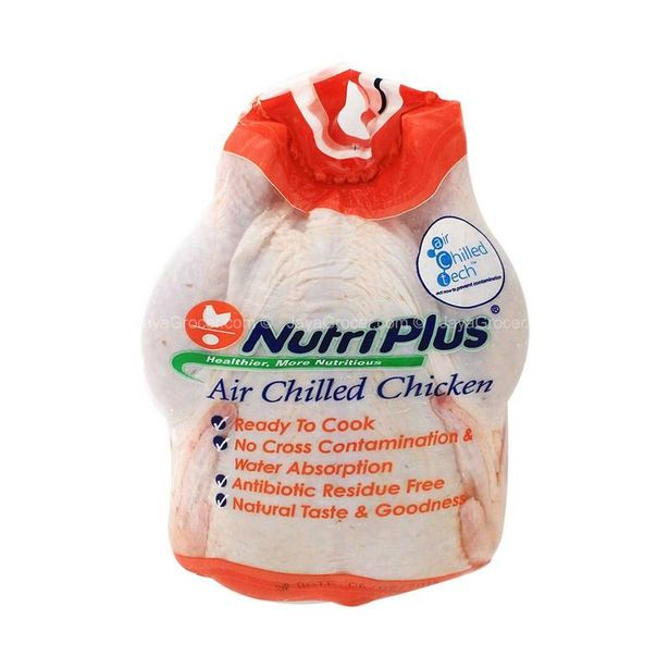 Nutriplus Air-Chilled Chicken 2kg offers at RM 29.8