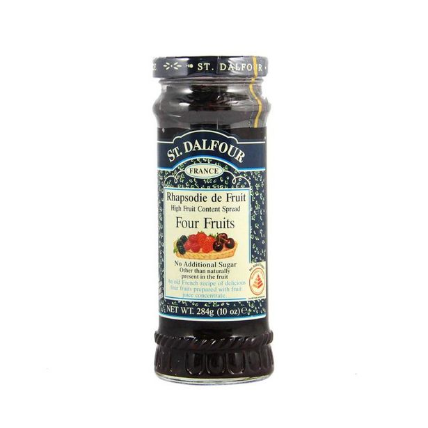 St. Dalfour Four Fruit Jam 284g offers at RM 14.2