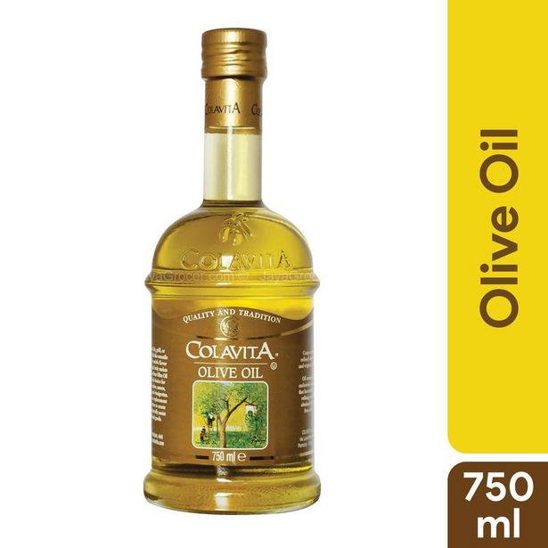 Colavita Olive Oil 750ml offers at RM 35.1