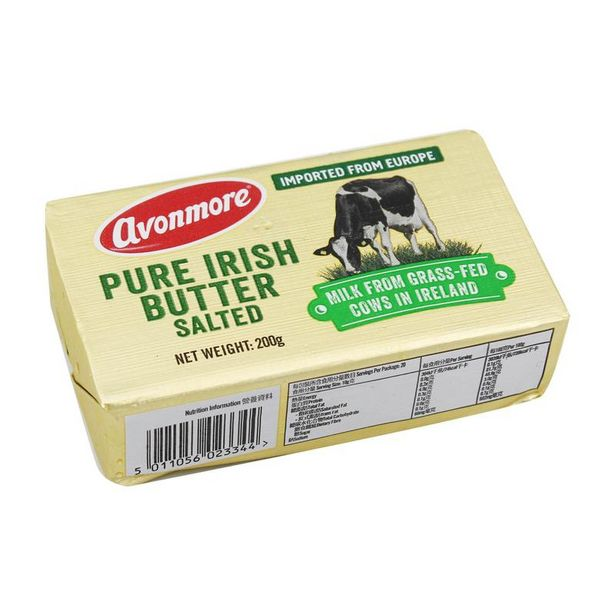 Avonmore Pure Irish Salted Butter 200g offers at RM 13.5