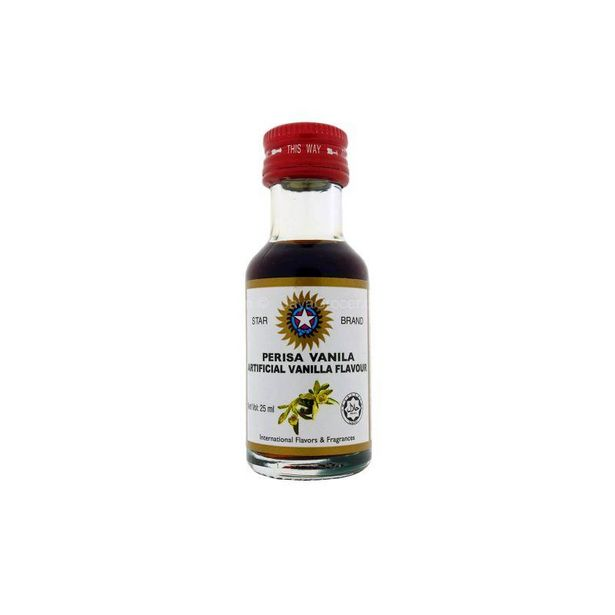 Star Brand Artificial Vanilla Flavour 25ml offers at RM 2.5