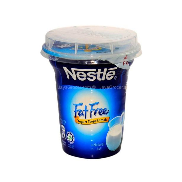 LACTEL F/FREE YOGHURT NATURAL 125G *1 offers at RM 2.25