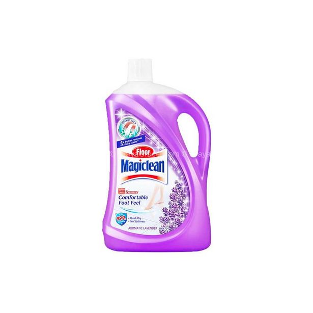 Kao Magiclean Floor Aromatic Lavender 2L offers at RM 12.7