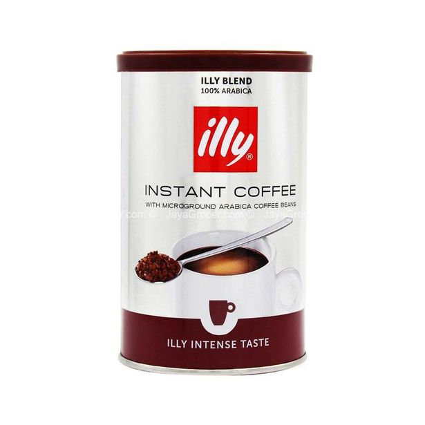 Illy Intense Taste Instant Coffee 95g offers at RM 48