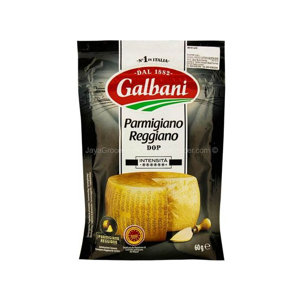 GALBANI-PARMIGIANO R/GRATED 60G *1 offers at RM 20
