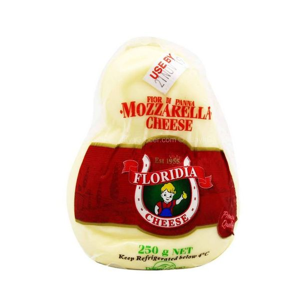 Floridia Mozarella Cheese 250g offers at RM 16.31