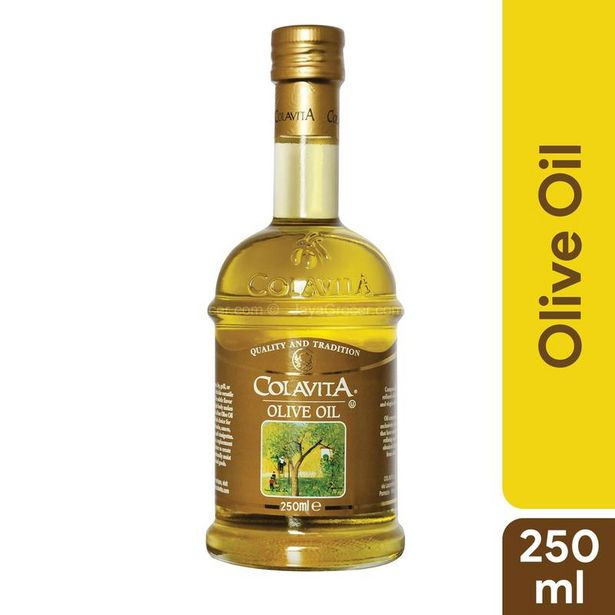 COLAVITA PURE OLIVE OIL 250ML offers at RM 15.8