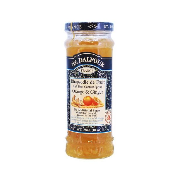 St. Dalfour Orange and Ginger Jam 284g offers at RM 14.2