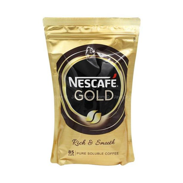 Nescafe Gold Blend Coffee Refill 170g offers at RM 26.5