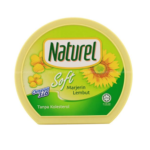 Naturel Soft Margarine 500g offers at RM 11.6