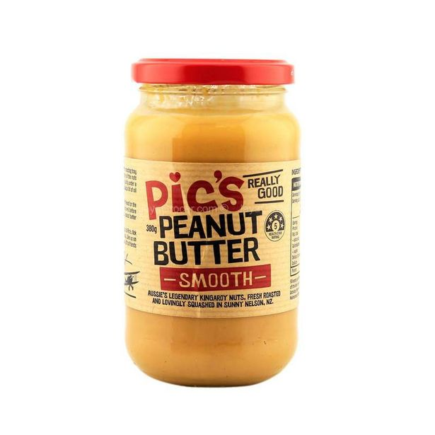 Pic's Smooth Peanut Butter 380g offers at RM 19.9