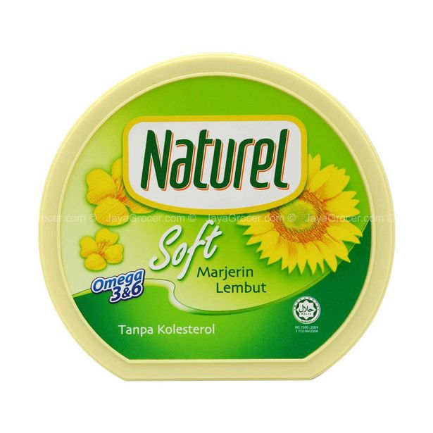Naturel Soft Margarine 250g offers at RM 7.5