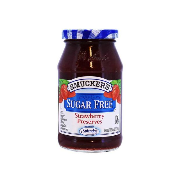 Smucker's Sugar Free Strawberry Jam 361g offers at RM 10.9