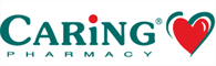 Logo Caring Pharmacy