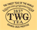 Logo TWG Tea Salon & Boutique