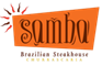 Logo Samba Steakhouse